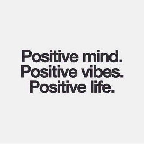 Buena vibra solamente mente positiva vibras positivas Vida positiva