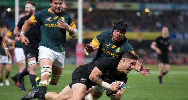 Rampant All Blacks in a different league