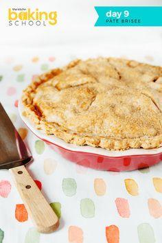 Baking School Day 9: Pâte Brisée (Pie Crust)