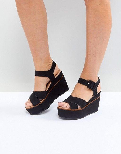 Sandalias Pinterest De ToryShoes ZapatosAsos Y Cuña m8wNOynv0