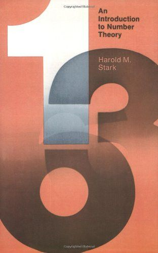 An Introduction to Number Theory (MIT Press)