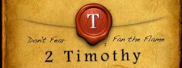 Study of 2 Timothy  link to PDF Complete study http://www.grace-bible.org/uploads/publications/2Timothy_web_3-24-14.pdf