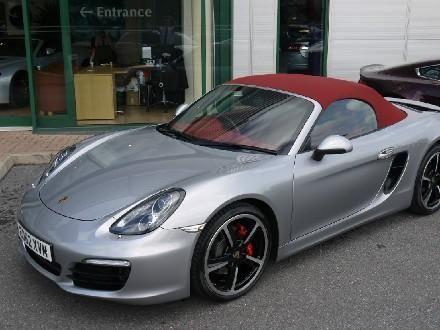 #Porsche #Boxster