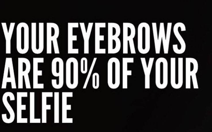 Another eyebrow quote
