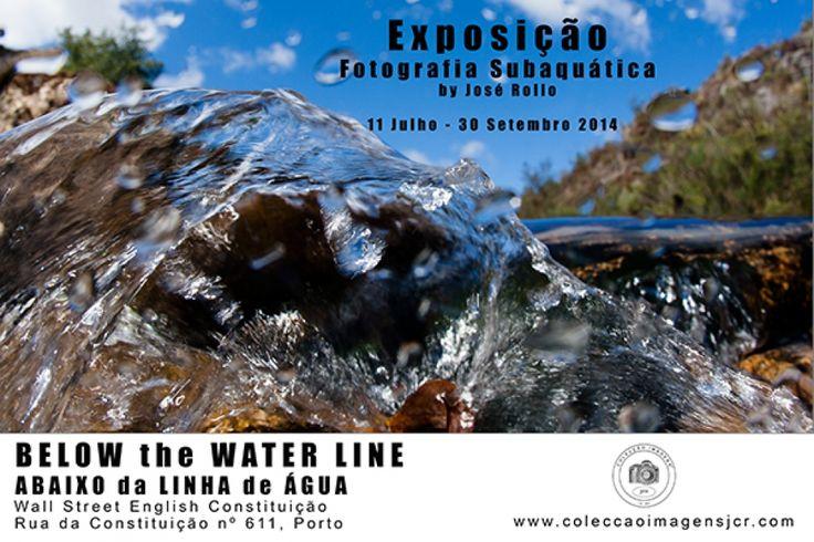 BELOW the WATER LINE - Exposição Fotografia Subaquática