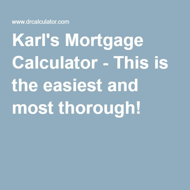 Best 25+ Mortgage amortization calculator ideas on Pinterest - loan amortization calculator template