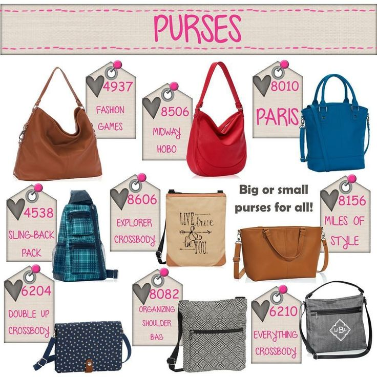 I'm loving our Purses!  Yes I have the Red Hobo!! It looks great!  Thirty One's new Catalog is fantastic! Go look! www.shopwithmarci.com