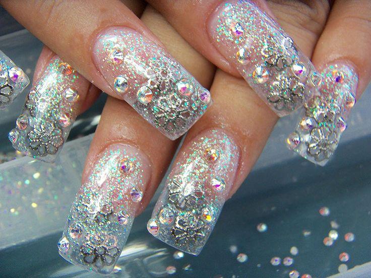 Más de 30 diseños de uñas para Quinceañeras!