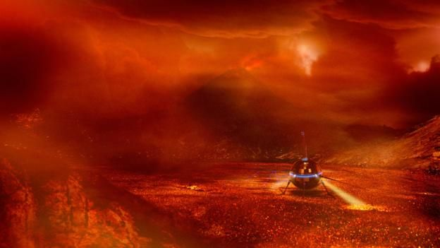 Future missions to Venus need tough new technologies – and an old one. Jesse Emspak reports