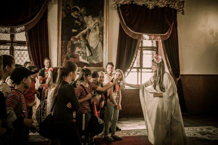 Rozprávkový zámok - Moje najmilšie rozprávky 2015 #bojnicecastle #bojnice #castle #museum #muzeum #snm #rozpravky #rozpravkovyzamok #fairytale #history