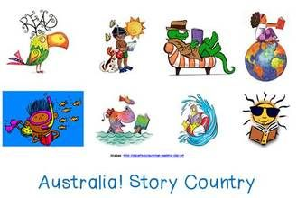 Picture book activities for Bookweek by Lizzie Chase