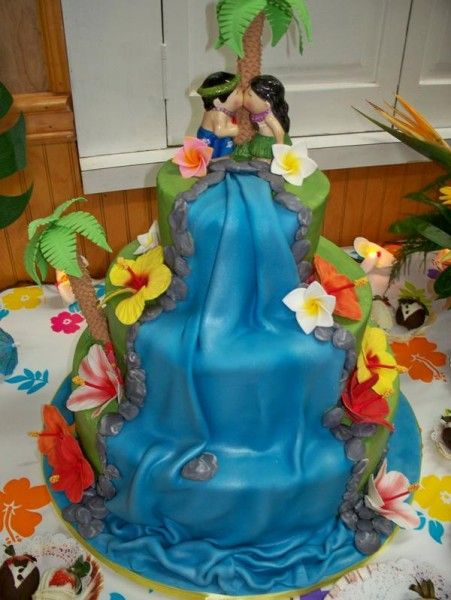hawaiian wedding cakes 1000 ideas about hawaiian wedding cakes on 4753