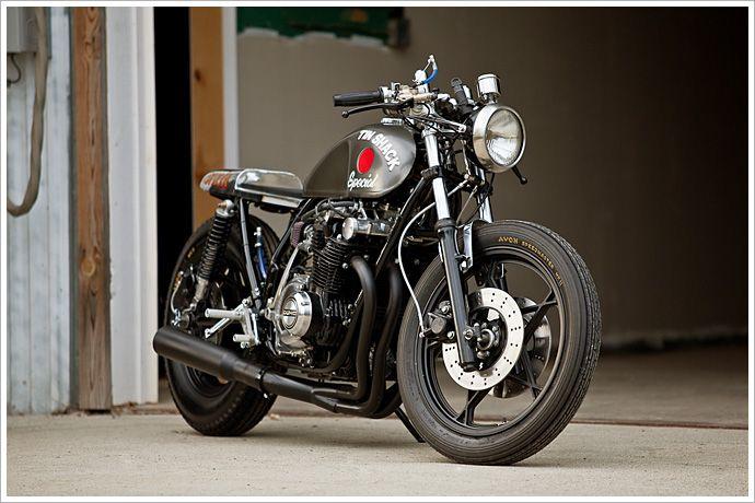 1979 Suzuki GS750 - Tin ShackRestorations - Pipeburn - Purveyors of Classic Motorcycles, Cafe Racers & Custom motorbikes