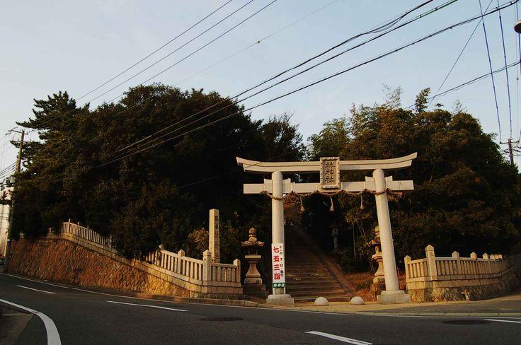 Hayashi shrine Akashi-shi Hyogo