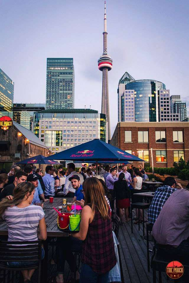 Probably The Best Patios In Downtown Toronto | Narcity Toronto