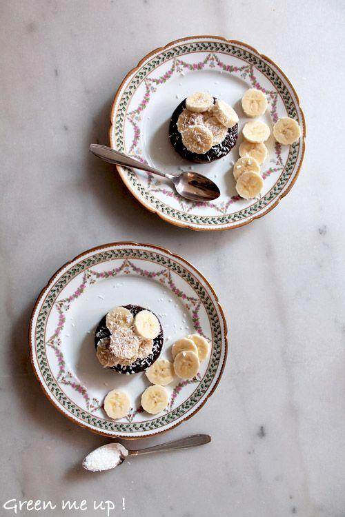 Tartelettes au caramel de banane - sans cuisson