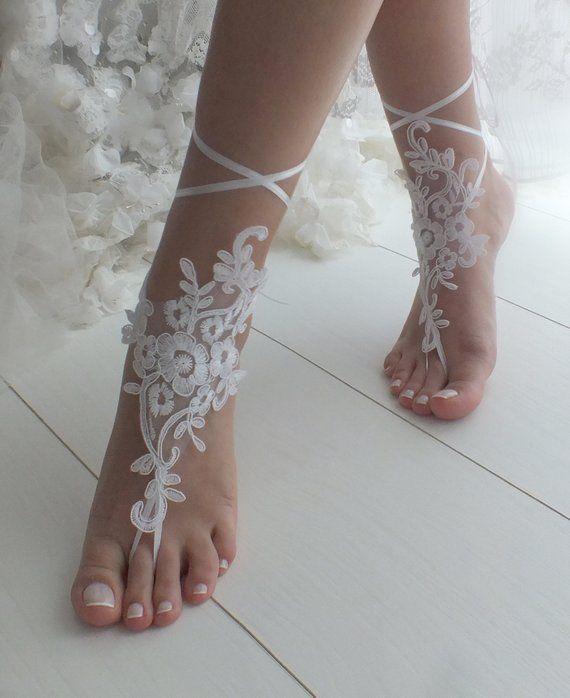 ec8e8912ee68 White barefoot sandals
