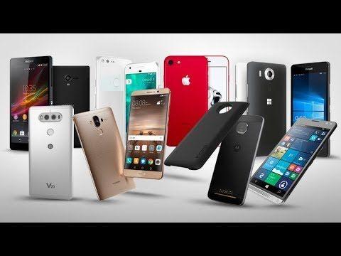 Mejores móviles del mercado. Gama Alta