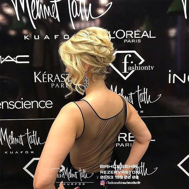 Dünyanın en seçkin saç bakım markalarını, Bahçeşehir'in tek prestijli markası Mehmet Tatlı' da bulabilirsiniz Detaylı Bilgi ve Rezervasyon 0553 199 00 00  #hair #beauty #saç #makyaj #mehmettatlıbahçeşehir #mehmettatlı #bahçeşehirkuaför #cool #blonde #sarışın #sarısaç #saçbakım #kerastase #haircare http://turkrazzi.com/ipost/1520201625695584541/?code=BUY11L-joEd