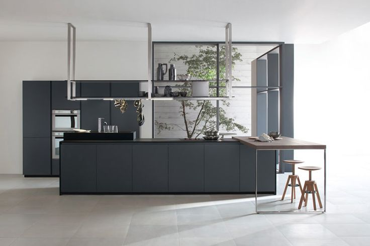 Make Your Kitchen Island Design With Contemporary Style : Kitchen Island Simply Designs LaurieFlower 009