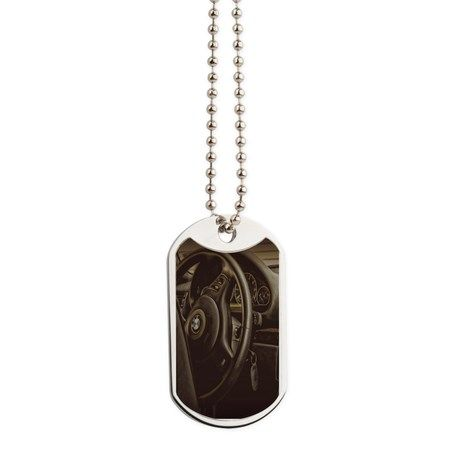 Driver Console Dog Tags by AngelEowyn. $22.50