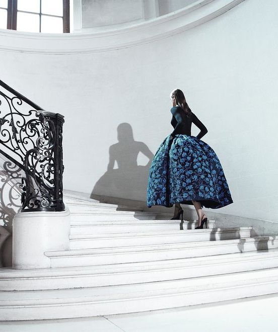 Dior formal gown holder - 2 part 6