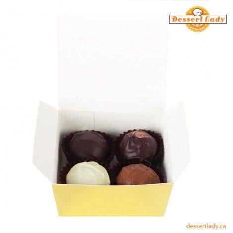 Over many years, Dessert Lady has been globally known to offer exceptional service, quality, and value. We are specialized to deliver freshly baked Truffles in Toronto straight to your door.