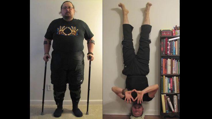 Мотивация на успех и похудению от Артура Бурмана. Если эта история может вдохновить вас и ваших друзей пожалуйста поделитесь ею в соцсетях!  Артур Бурман был ветераном с ограниченными возможностями после войны в Персидском заливе в течение 15 лет. его врачи сказали что он никогда не сможет ходить самостоятельно в будущем.  Он наткнулся на статью о Даймонде Далласе Пэйдже практикующем Йогу и тот решил дать ему шанс. Он не мог делать традиционные упражнения потому что они давали сильную…