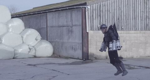 A British inventor created his own Iron Man-like flight suit (and we want it)