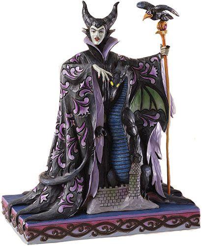 Disney Jim Shore Evil Enchantment Maleficent Figurine $79.99