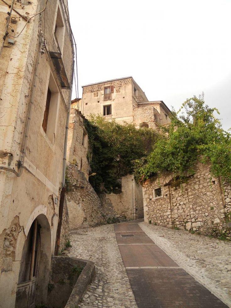 Piedimonte Matese, centro storico