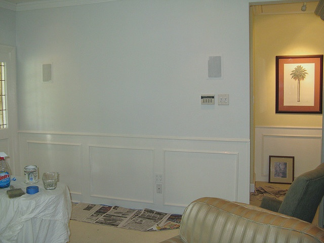Wainscoting Is Sherwin Williams Greek Villa White Walls