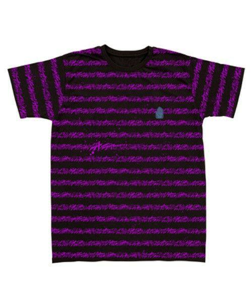 BEAMS Tのジョジョの奇妙な冒険 / オラオラボーダーTシャツです。こちらの商品はBEAMS Online Shopにて通販購入可能です。