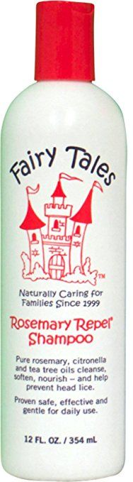 Fairy Tales Rosemary Repel Shampoo, 12 oz (Pack of 5) Review