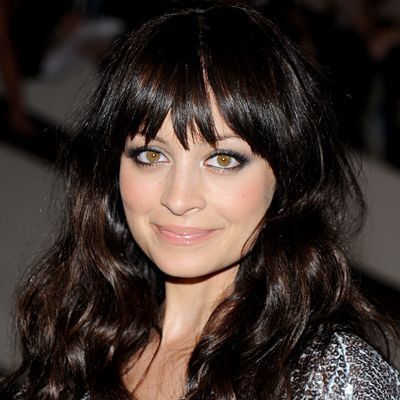 Find Your Perfect Bangs: Long, eye-grazing bangs that are tapered on the sides add a soft element to square face shapes, like #NicoleRichie's. www.instyle.com/...