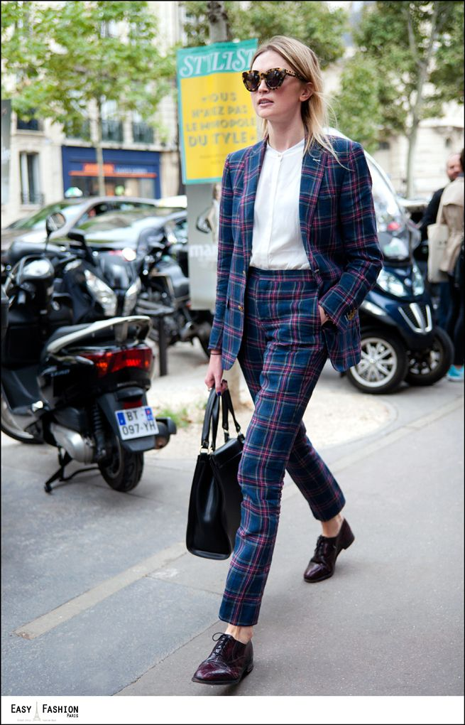 Fashion Highlanders - Paris Fashion Week