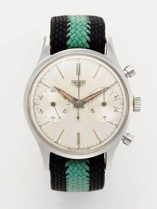 maxtonmen:    1950s Tag Heuer Chrono!    love love LOVE this watch! i need something like this in my life!