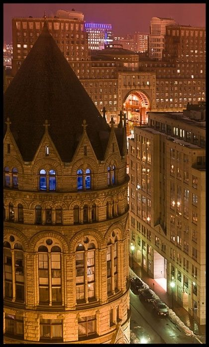 Boston, MA by cherie