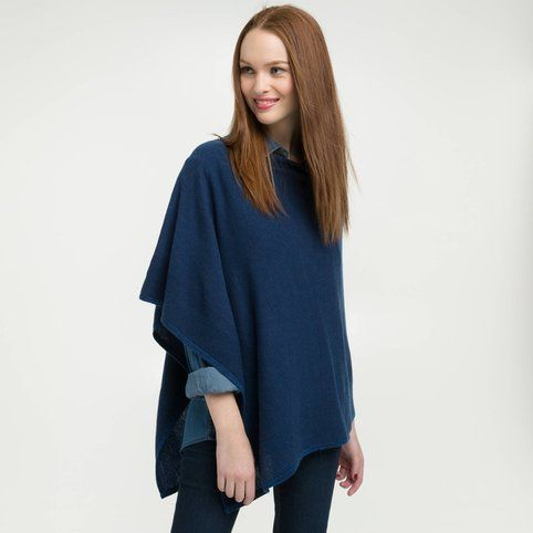 Poncho Pinderman femme Sud Express - 3Suisses