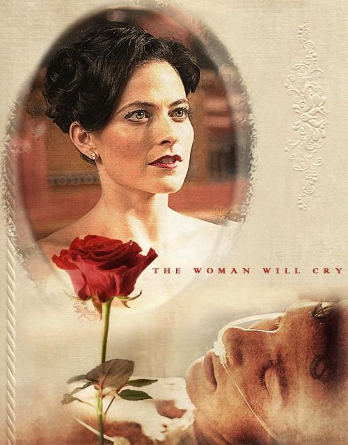 A Single Rose In The Hospital Room With Sherlock