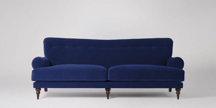 Richmond Three-seater Sofa | Swoon Editions