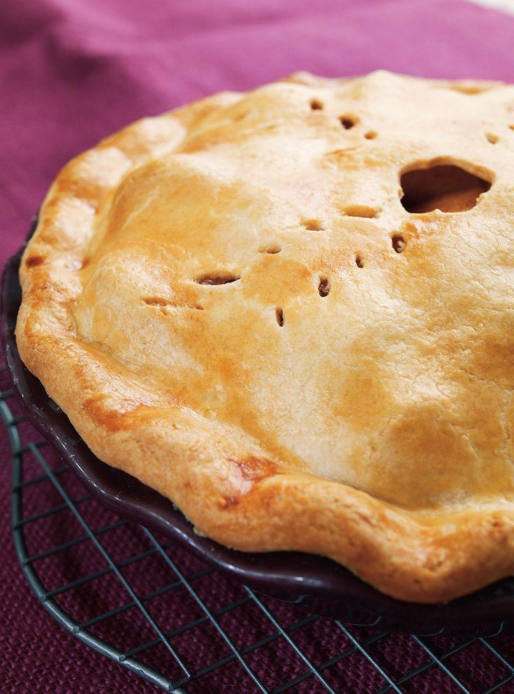 Recette de Ricardo de tarte aux pommes classique