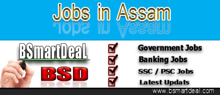 Latest jobs in Assam