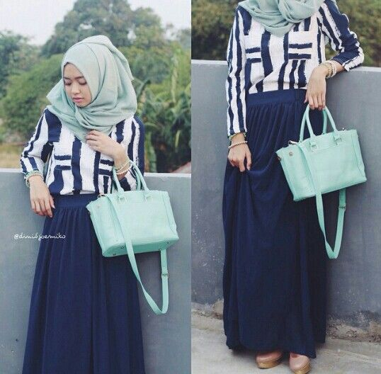 1000+ images about Hijab Trends on Pinterest