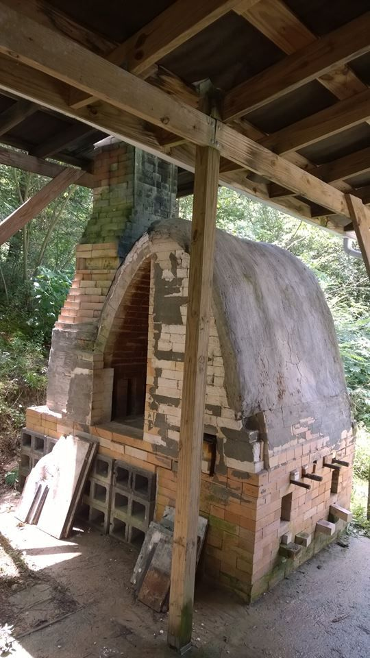 Non Firing Clay : Images about wood fired kiln designs on pinterest