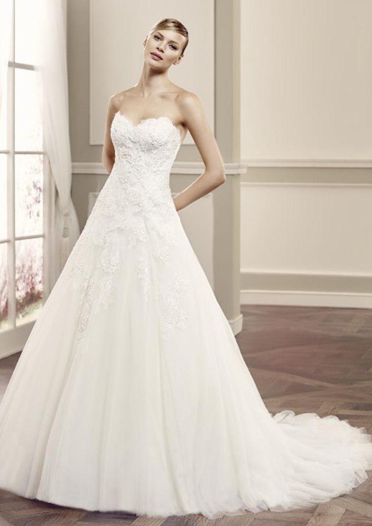 59 best DESTINY BRIDAL images on Pinterest | Short wedding gowns ...