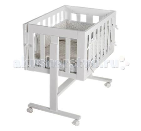 Micuna Cododo МО-1639  — 17500р. -------------------------------  Колыбель Micuna Cododo МО-1639  Новорождённые и очень маленькие дети часто просыпаются, именно поэтому так важно, чтобы ребёнок имел возможность спать рядом с Вами – в одной кровати или в непосредственной близости. Благодаря колыбели Micuna Cododo Ваш малыш всегда будет находиться рядом, в полной безопасности. Эта колыбель идеально подходит для периода грудного вскармливания.   Особенности:  колыбель-трансформер для…
