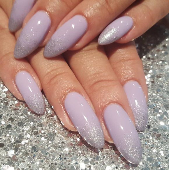 Artistic Colour Gloss Always Right Available At Louella Belle #ArtisticNailDesign #ArtisticColourGloss #Purple #PurpleNails #GelPolish #LouellaBelle