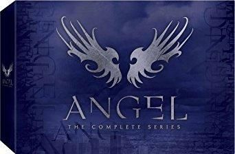 David Boreanaz & Alexis Denisof - Angel: The Complete Series