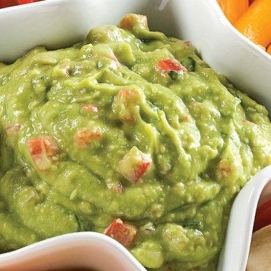 Guacamole - Recettes - Cuisine et nutrition - Pratico Pratique